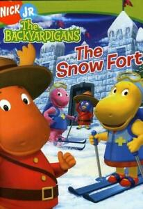 The Backyardigans - The Snow Fort [DVD]