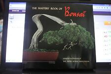KOIDE,N. KATO,S. TAKEYAMA,F. (DIRECTORS OF JAPAN BONSAI ASSOCIATION) THE MASTERS