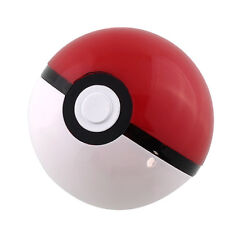 7cm Pokemon Pokeball Cosplay Pop-up Poke Ball Fun Toys Pikachu Kid Children Gift
