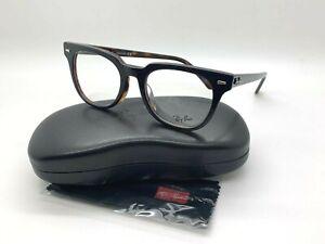 Ray-Ban  RB 5377 5909 BLACK/TORTOISE  Eyeglasses Frames 50-20-145MM