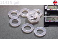 7mm OD  1.5mm CS O Rings Seal Silicone VMQ Sealing O-rings Washers