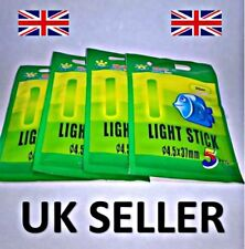 Fishing Glow Stick Light 4.5mm x 37mm Packs Of Five