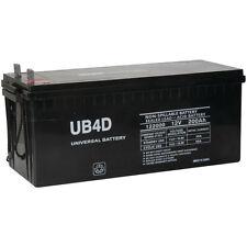 UPG 12V 200Ah 4D SLA AGM Replacement for MK 8A4D / 8G4D / 8G8D