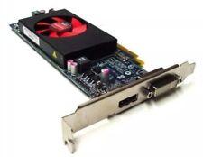 2 PC DellAMD Radeon HD 8490 1GB DDR3 PCIe Graphics Card PCI-Express 2560x1600