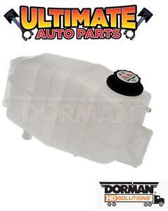 (2 Ports) Radiator Coolant Overflow Bottle Tank Jug for 95-02 International