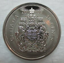 2003P CANADA 50 CENTS PROOF-LIKE COIN