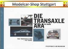 Porsche 924 944 968 928 Museum EPM 40 Jahre Transaxle 2016 Buch Deutsch/englisch