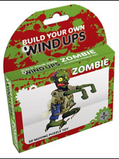 Zombie toy new fizz creations puzzle wind up toys walking dead