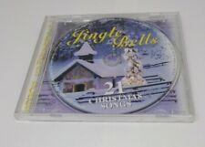 Jingle Bells 21 Great Christmas Songs CD 2001 60 mins
