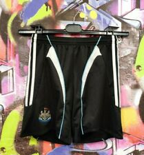 Newcastle United Fc Magpies Football Soccer Shorts Adidas 2007 Boys Youth size M