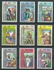 Timbres Religion Paques Togo 1067/73 PA471/2 ** lot 24292