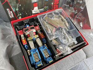 Hot Toys Optimus Prime Starscream Edition TF001 Transformers Generations