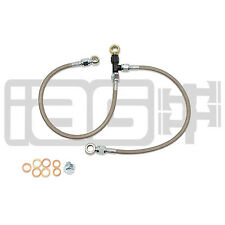 IAG AVCS & Turbo Oil Feed Line (For Turbos w/ 10mm Banjo Bolt) for STi & WRX