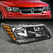 For 09-20 Dodge Journey Rh Right Black Housing Oe Style Headlight Lamp Ch2503222 (Fits: Dodge)