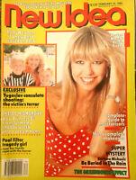 New Idea Magazine 1989 Kerrie Friend~Raquel Welch~Patti Newton~Cher ++