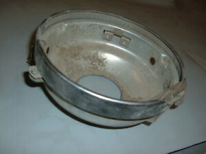 1946 1947 1948 DODGE PLYMOUTH DESOTO CHRYSLER HEADLIGHT RETAINER & MOUNT BUCKET