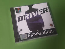 Driver Sony PlayStation 1 PS1 Game - GT Interactive *NEW & SEALED*