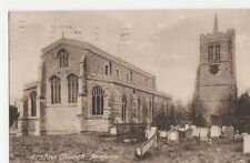 Bedfordshire, Elstow Church 1928 Postcard, B070