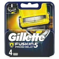 4 recharges Lames à rasoir Gillette Fusion 5 Proshield
