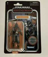 "Star Wars Vintage Collection Carbonized  MANDALORIAN 3.75"" Action Figure NEW"