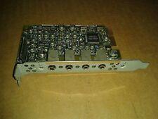 Sun Microsystems audio sound card (from Sun ultra 60 Elite3D)