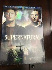 Supernatural ~ Complete 4th Fourth Season 4 Four ~ BRAND NEW 6-DISC DVD SET