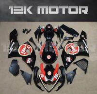 Red Black Fairing Kit Fairing Set For 2005 2006 SUZUKI GSXR 1000 GSX-R1000 30