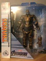 Marvel Select Thanos- Avengers Endgame- Disney Store Exclusive