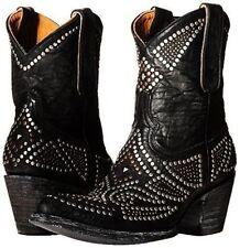 NEW IN BOX Old Gringo Women's Varicela Western Boot Vesuvio Black Size 7.5 $ 625