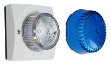 ALGO 8128B SIP Led Strobe Light Blue High Intensity Strobe Light ~ NEW