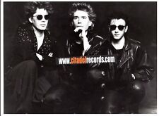 PSYCHEDELIC FURS ORIGINAL PROMO PICTURE COMPANY ARCHIVES 240 mm x 180 mm