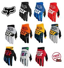 FOX RACING BRAND DIRTPAW GLOVES ADULT SIZE MX MOTOCROSS MOTORCYCLE ATV CZAR 2019