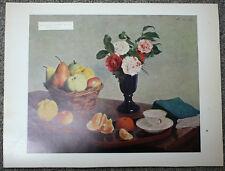 Fantin-Latour Still Life Print Artwork