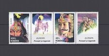 ROMANIA, EUROPA CEPT 1997, TALES & LEGENDS, MNH