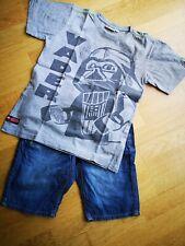 * LEGO wear * T-Shirt Star Wars  Gr. 140 - 146 A 9 - 10 - 11 Darth Wader Top Zus