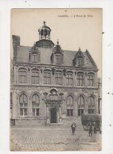 Cassel Hotel De Viulle France Vintage Postcard 973a