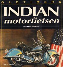 OLDTIMERS INDIAN MOTORFIETSEN - Buzz Kanter