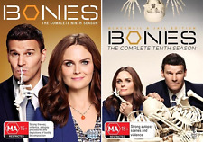 BONES Series SEASON 9 & 10 : NEW DVD