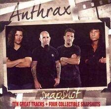Anthrax - Snapshot Anthrax CD Megaforce