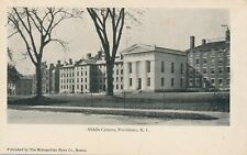 PROVIDENCE RI – Brown University Middle Campus – udb (pre 1908)