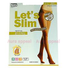 Let's Slim 20D Skin (Apricot) Nude Stocking New T-line Anti-static Soft Leggings