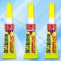 3Pcs Plane Gas 502 Cyanoacrylate Adhesive Super Glue 3g 5424706
