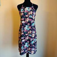 Decree Watercolor Floral Print Summer Spring Dress Size Large