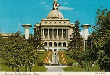 Postcard - Edmonton - Legislative Building