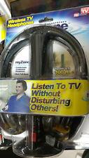 My Zone  Wireless TV Headphones - Telebrands 5274