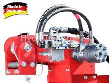 Hydraulische Seilwinde HAW1700 mit elektrischem Ventil Holzspalter Rückewagen