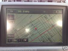 navigation system screen 6cd changer am fm radio DVD player oc13c236
