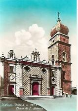 STIGLIANO  ( Matera )  -  Chiesa di S. Antonio