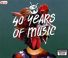 TRIPLE J - 40 YEARS OF MUSIC / VARIOUS ARTISTS  -  4 CD BOX SET  -  AS NEW