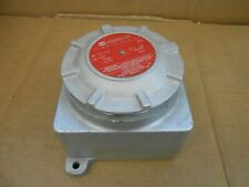 1 NEW CROUSE HINDS ECT413 TRANSFORMER ENCLOSURE FOR HAZARDOUS LOCATION (2 AVAIL)
